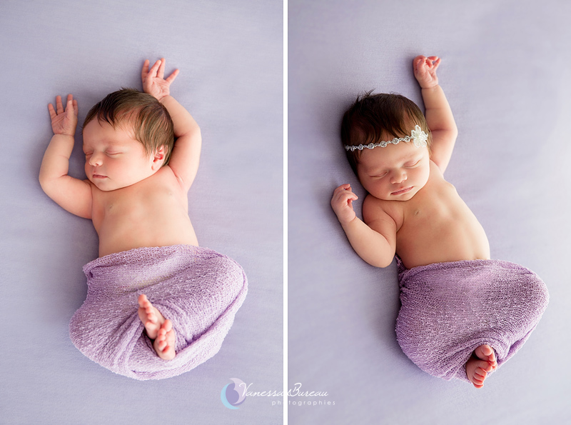 foto de Lilow (8 jours) Bébé Nouveau né Dijon Vanessa Bureau