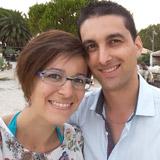 Vanessa et son mari