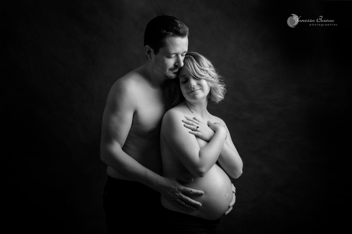 couple-photographe-seance-grossesse-Dijon